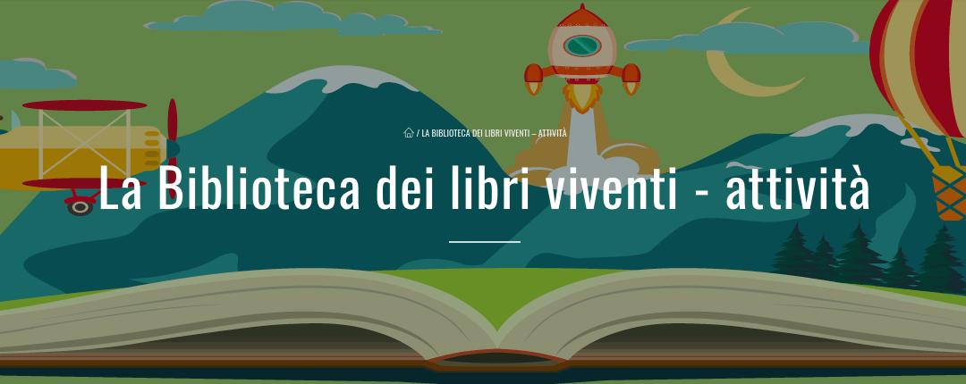 BIBLIOTECA DEI LIBRI VIVENTI